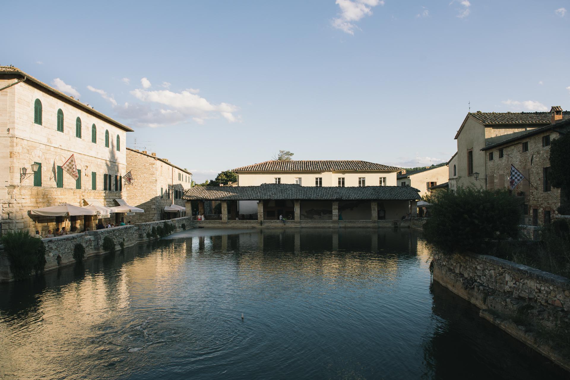 DAI Andiamo | Hot bubbles in Bagno Vignoni